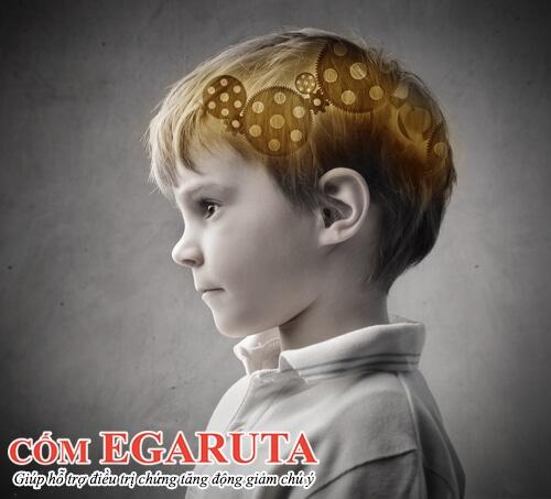 Kích thước một số vùng não ở trẻ bị ADHD có sự khác biệt hơn so với trẻ bình thường